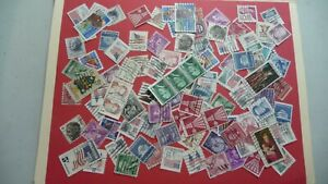 1714-lot-100-timbres-seconds-USA