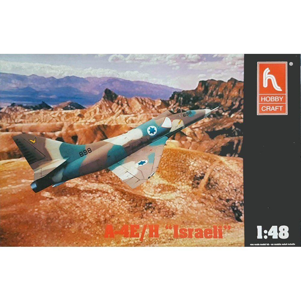 HobbyCraft HC1436 A-4E H Israeli Skyhawk 1 48 scale plastic model
