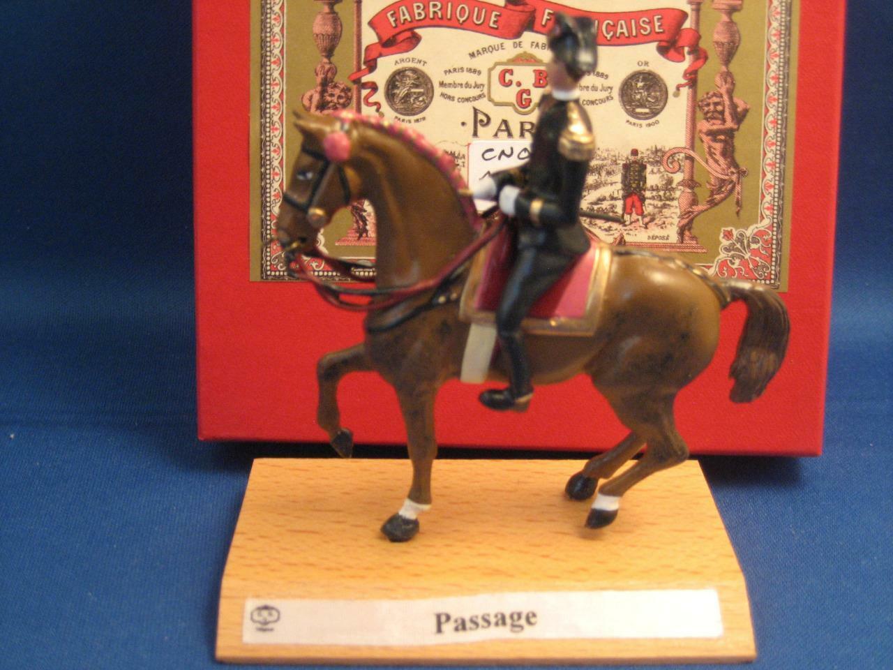 CBG Mignot RARE  CN05 Saumur Riding School Dressage  Passage  - Mint in the Box