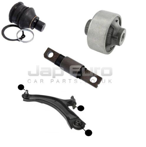 Per Nissan Serena C25 05 /> Anteriore Braccio Oscillante Inferiore Boccole Del Braccio Di Controllo Giunto A Sfera Kit