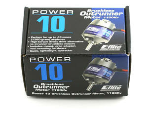 Eflite-E-Flite-Power-10-Brushless-Outrunner-Electric-RC-Airplane-Motor-EFLM4010A