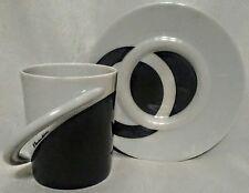 Rosenthal Studio Line Cupola #12 Marcello Morandini Espresso Cup And Saucer Set