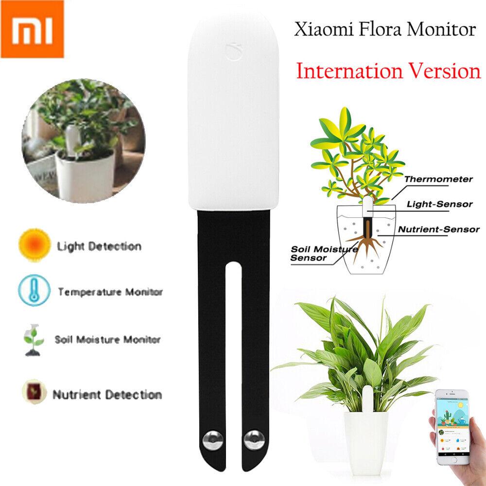 2020 Xiaomi Mi Bluetooth Monitor Flower Plants Care Smart Tester Flora Sensor