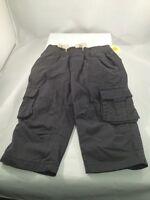 Cherokee Boy's Gray Color Pants Size: 12m 75% Cotton