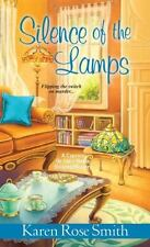 A Caprice de Luca Mystery: Silence of the Lamps 5 by Karen Rose Smith (2016, Paperback)