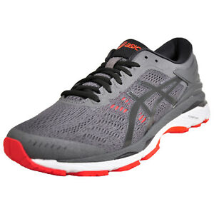 online store 77d0f 4c907 Details about Asics Gel Kayano 24 Men's Premium Running Performance 2E Wide  Fit Trainers Grey