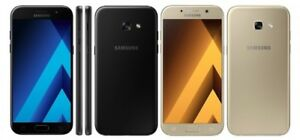 Nouveau-Samsung-Galaxy-A5-A520F-2017-32-Go-16MP-3-Go-RAM-NFC-GPS-Debloque-Smartphone