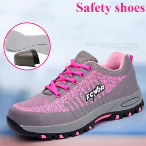 Steel Toe Caps women work boots outdoor