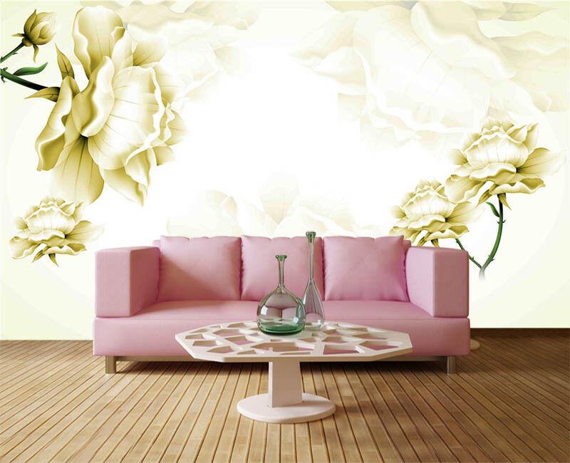 Slight Pulpy Stuff 3D Full Wall Mural Photo Wallpaper Printing Home Kids Decor