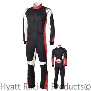 Racing Fire Suits >> Details About Simpson Six O Auto Racing Fire Suit Sfi 5 All Sizes Colors