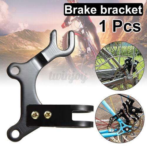 US MTB Bicycle Bike Refitting Disc Brake Bracket Frame Adapter Mounting