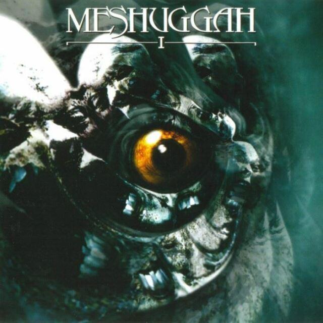 MESHUGGAH I (CD, 21 minute EP) thrash, experimental, very good, FTRC 001, 2004,