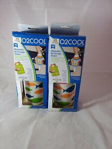 O2COOL Magnetic Fish Beverage Stake