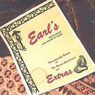 Earl's/Extras * by Kent Earl Housman (CD, Sep-2002, Kent Earl Housman)