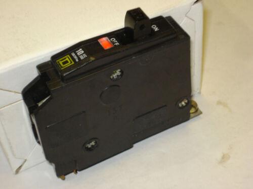 QOB150 SQUARE D CIRCUIT BREAKER 1 POLE 50AMP 120V NEW!