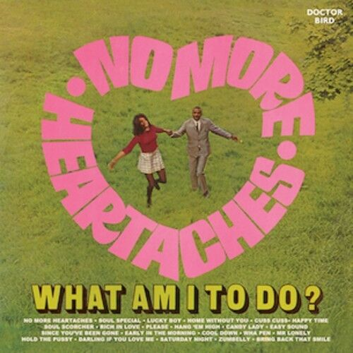 Various Artists - No More Heartaches / What Am I To Do? / Various [New CD] UK -