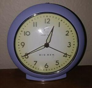 BIG-BEN-Retro-034-LOUD-ALARM-034-Clock-batteries-Included-Works-Wind-Up