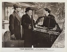 "John Garfield / Frank McHugh (Pressefoto '38) - ""Four Daughters"" - Jugendtraum"