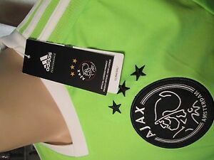 Ajax away football shirt size M Adidas BNWT - <span itemprop=availableAtOrFrom>Stockport, United Kingdom</span> - Ajax away football shirt size M Adidas BNWT - Stockport, United Kingdom