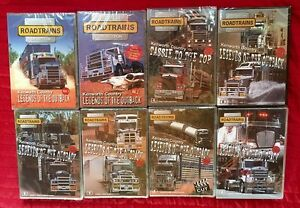 Kenworth-Country-Road-Train-DVD-collection