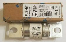FWH200B Bussmann FWH-200B 200A 200 Amp 500V Fast Acting Fuse New