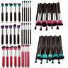 10Pcs Pro Cosmetic Brush Brushes Set Kabuki Powder Eyeshadow Makeup Tool Fashion