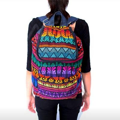 "Backpack Sack Cotton Tote Bag Hippie Reggae Cool Runnings Drawstring 18/"""