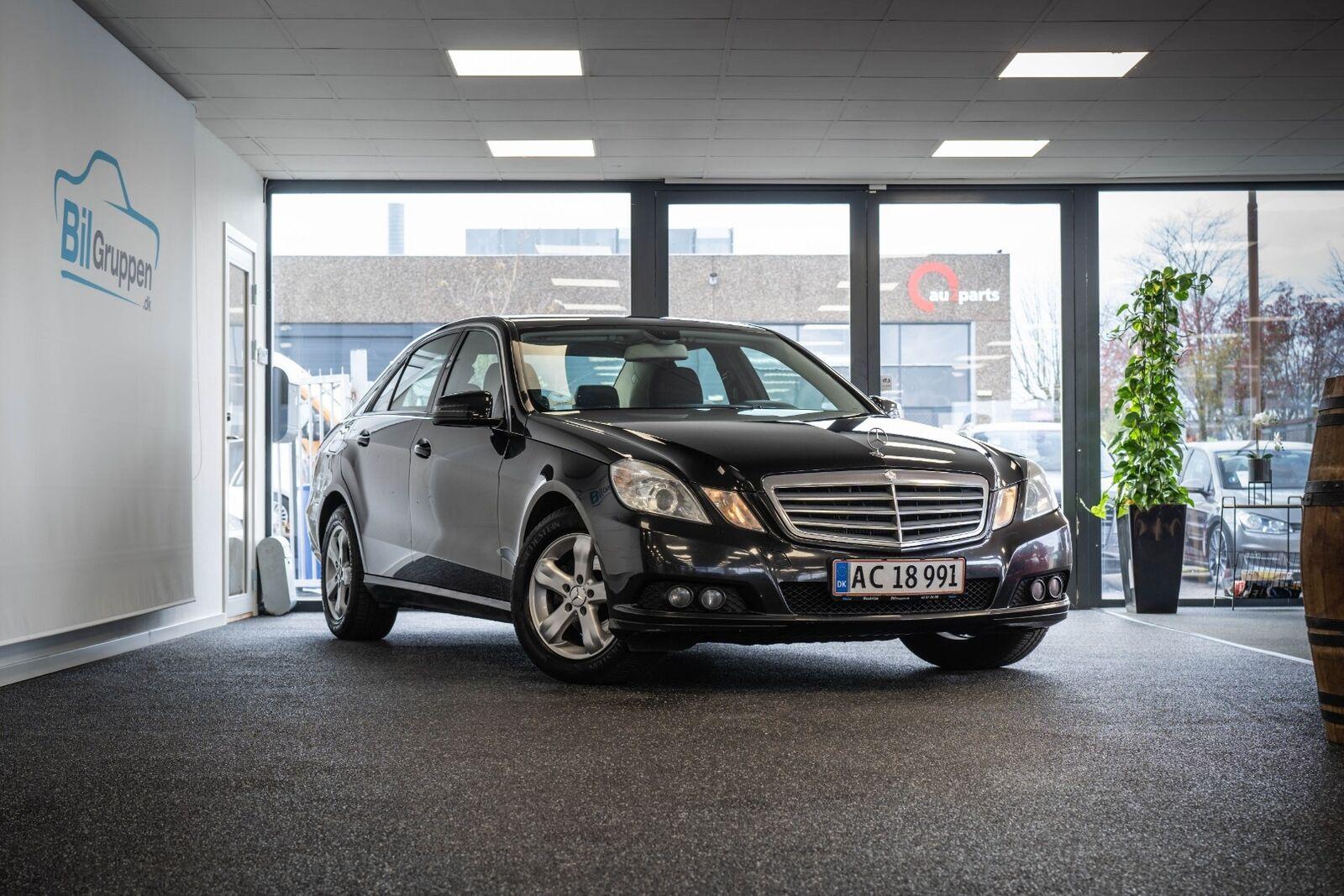 Mercedes E200 2,2 CDi aut. BE 4d - 89.900 kr.