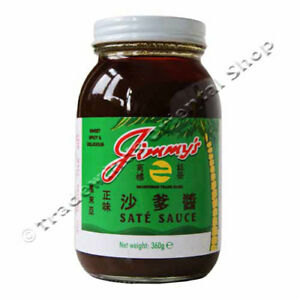Jimmy S Sate Sauce 360g Ebay
