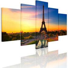 Canvas Prints Decor Wall Art Painting Picture-Paris Eiffel Tower Unframed #R89