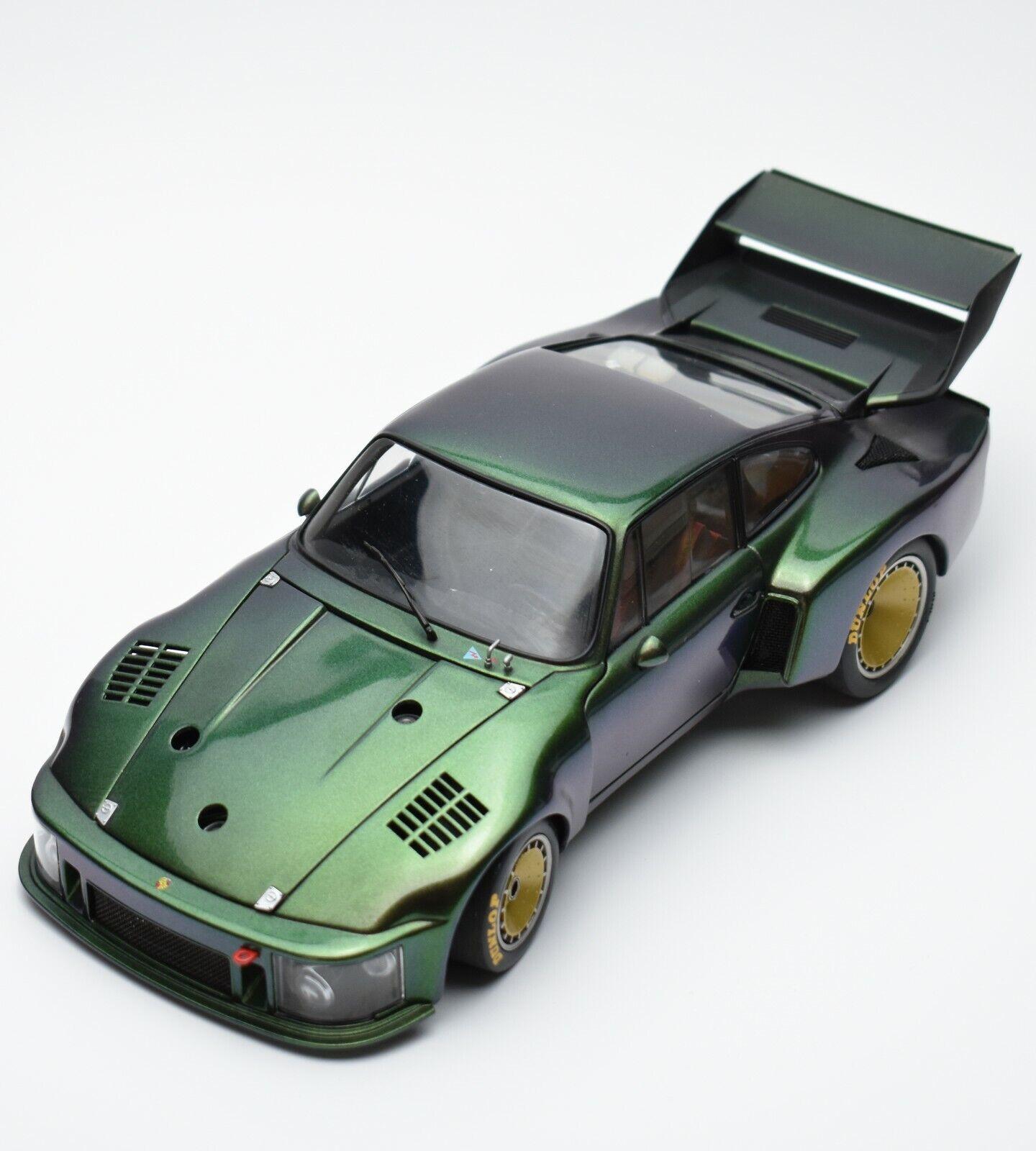 EXOTO Porsche 934 935 Avus Galaxy a 1680  extrêmement rare     1 18, NEUF dans sa boîte, k019