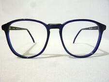 Regency By Tart Optical Vintage Unisex Eyeglass Frame SH3012 Navy Blue 56-17