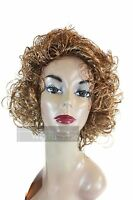Synthetic Full Curly Annie Orphan Theatrical Style Marie Wig