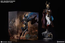 Sideshow - Kier - Valkyrie Of The Dead Court Premium Format Statue Model 300372