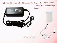 Ac Power Adapter For Netgear Rbs50 Rbk50 Rbr50 Orbi Ac3000 Tri-band Wifi System
