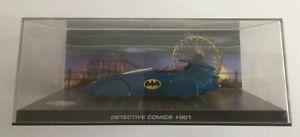 Eaglemoss Batman Automobilia Nº 13 Detective Comics # 601-afficher Le Titre D'origine Apparence EsthéTique