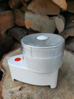 Krups 3 Mix Zerkleinerer Häcksler elektrisch rot TOP Händlerware