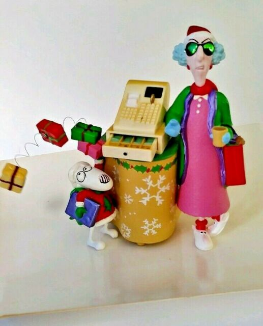 MAXINE Holiday Ornament Collectibles   eBay