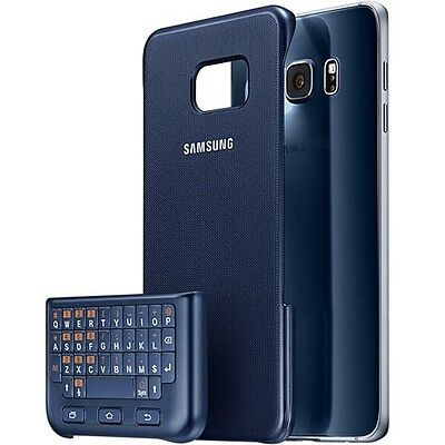 Brand New OEM Samsung Galaxy S6 Edge Plus + Keyboard Cover Case EJ-CG928UBEGUS