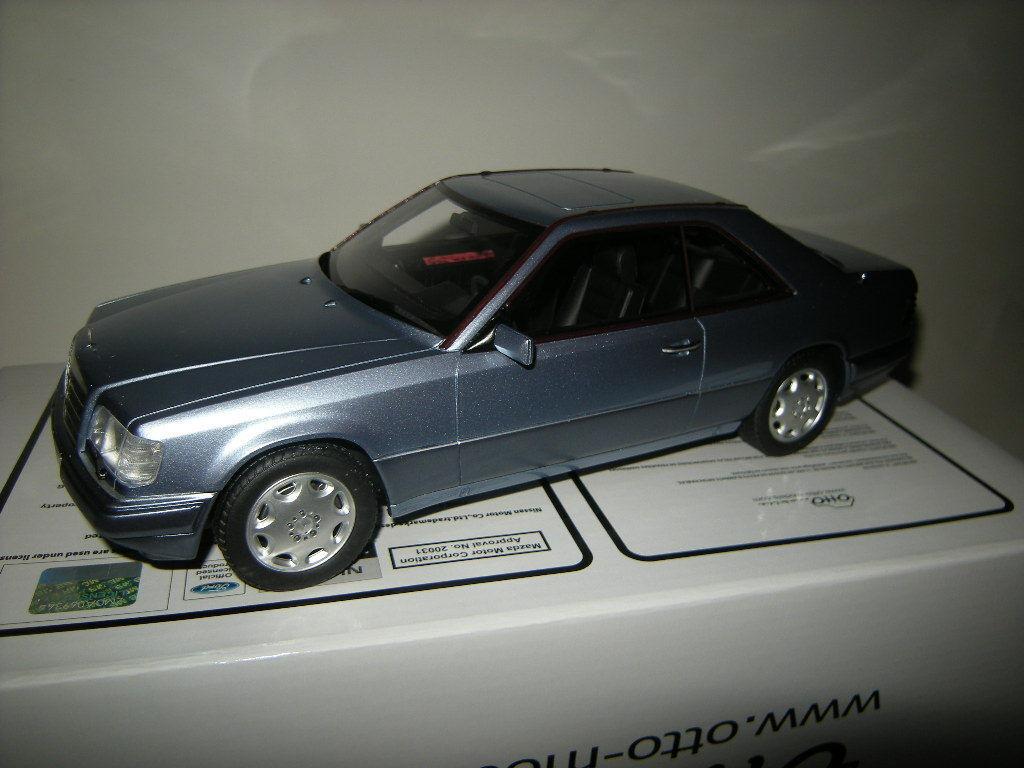 18 otto mobile mercedes - benz e320 coupé w124 limited edition 1 2000 pcs.