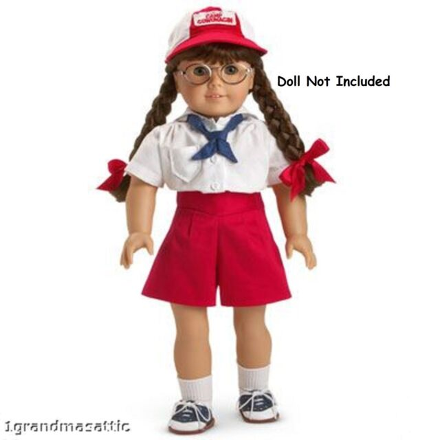 New American Girl Kit/'s HAT From Her School Skirt Outfit Set Buy 3 Get Free Ship