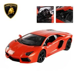 1 14 Lamborghini Rc Car Gravity Sensor Dangling Open Door Remote