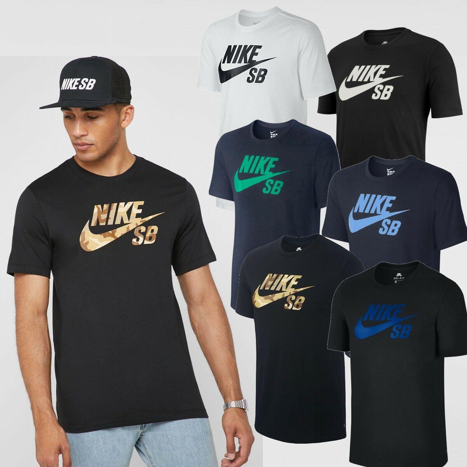 Swoosh Logo  Tee RRP £25 *Brand New* Nike Graphic Print T-Shirt Top S