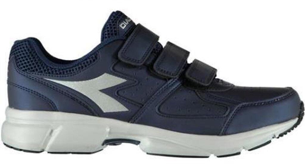 shoes SPORTIVE men DIADORA  SHAPE 8 SL V blue