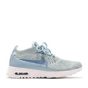 Details about Womens NIKE AIR MAX THEA ULTRA FK Armory Blue Trainers 881175 401