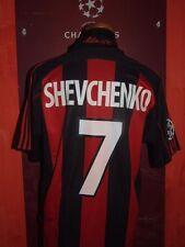 SHEVCHENKO MILAN 2001-2002 MAGLIA SHIRT CALCIO FOOTBALL MAILLOT JERSEY SOCCER