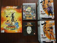 Naruto Shippuden: Ultimate Ninja Storm 3 (Sony PlayStation 3, 2013)