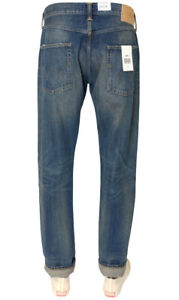 Edwin W34 Selvage L34 Ed € 190 rosso Tapered Regular Homme kahala Val Jeans 55 UqBwzSUd