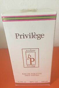 PRIVILEGE-Parfums-Privilege-EDT-Spray-3-3-OZ-100-ML-NEW-amp-SEALED