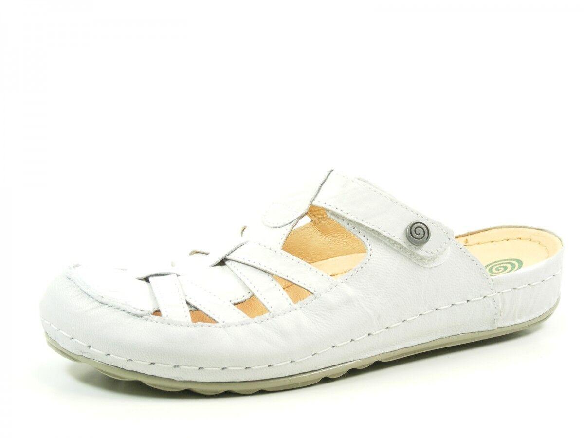 El Dr. brinkmann 700826 zapatos señora sandalias Clogs sabot
